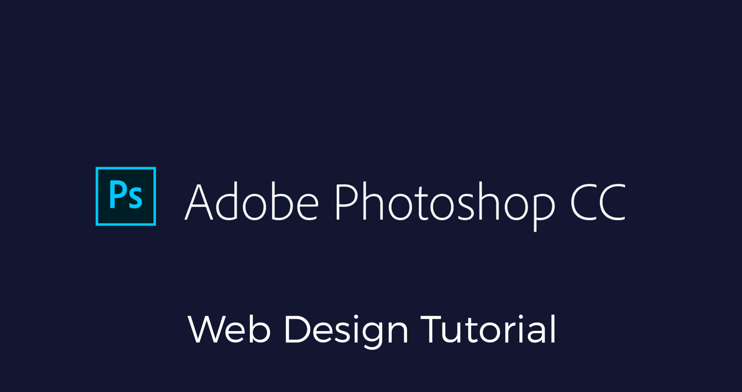 Photoshop Website Design Tutorial – Stylish Portfolio With Grain Texture